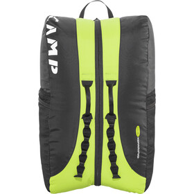 Camp Rox Mochila 40L, green/black
